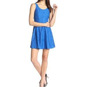 CeCe by Cynthia Steffe Fit and Flare Dress 0
